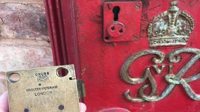Repairs to antique safe locks