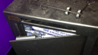 picking open a home safe